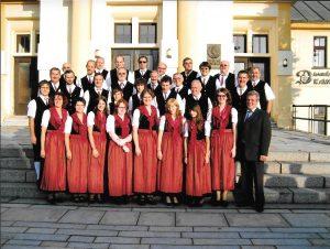 Besuch der Partnerstadt Zamberk/Tschechische Republik von 10. bis 12. Oktober 2008.